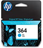 HP 364 - Print cartridge - 1 x cyan - 300 pages - blister