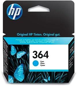 HP 364 - Print cartridge - 1 x cyan - 300 pages - blister
