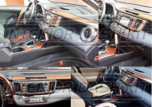 toyota-rav-4-rav4-rav-4-le-xle-limited-interior-burl-wood-dash-trim-kit-set-2013-2014-2015