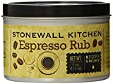 Stonewall Kitchen Espresso Rub 4 Ounce