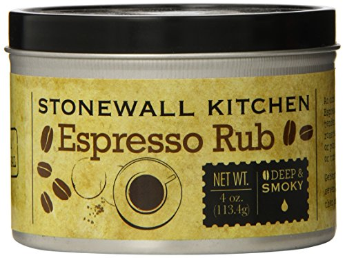 Stonewall Kitchen Espresso Rub, 4 Ounce