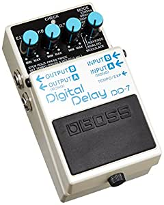 boss dd 7 digital delay pedal musical instruments. Black Bedroom Furniture Sets. Home Design Ideas