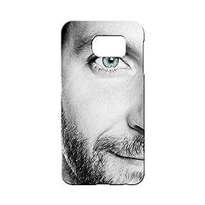 BLUEDIO Designer 3D Printed Back case cover for Samsung Galaxy S6 Edge Plus - G0823