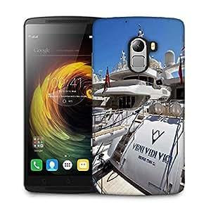 Snoogg Veni Vidi Vici Designer Protective Phone Back Case Cover For Lenovo Vibe K4 Note