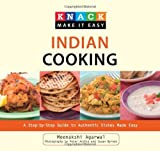 img - for Knack Indian Cooking: A Step-by-Step Guide to Authentic Dishes Made Easy (Knack: Make It easy) [Paperback] [2010] (Author) Meenakshi Agarwal, Peter Ardito, Susan Byrnes book / textbook / text book