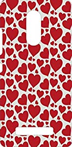 Koolbug Printed Hard Back Case Cover For Gionee S6s
