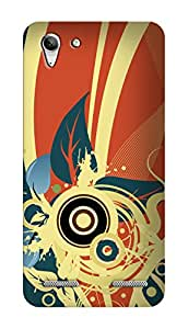 SWAG my CASE PRINTED BACK COVER FOR LENOVO K5 PLUS Multicolor
