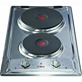 CDA Domino Sealed Plate Hob In Stainless Steel HCE340SS_APD