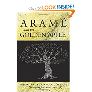 Aram  and the Golden Apple Pedro Angel Garcia Colarte