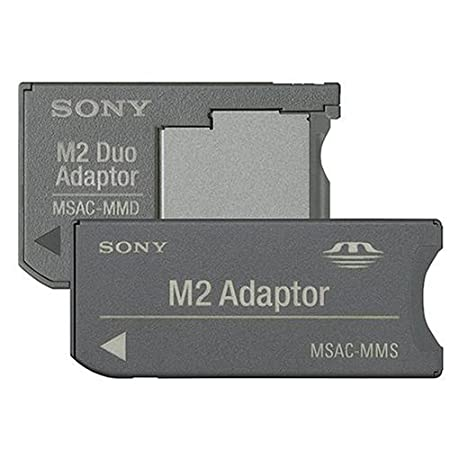 Sony M2 Duo Adaptor + M2 FS Adaptor Kit (Retail Package)