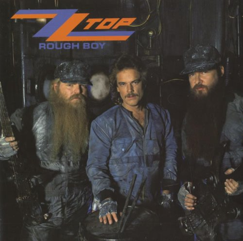 ZZ Top Rough Boy UK 7 inch vinyl single