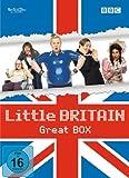 Little Britain - Great BOX (Die komplette Serie mit den Staffeln 1-3 + Specials