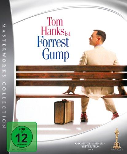 Forrest Gump (Digibook) [Blu-ray]