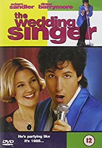 Amazon.com: The Wedding Singer [Region 2]: Adam Sandler ...