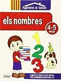 Aprenc A Casa. Activitats Els Nombres. 4-5 Anys