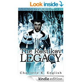 The Rostikov Legacy (Malykant Mysteries Book 1)