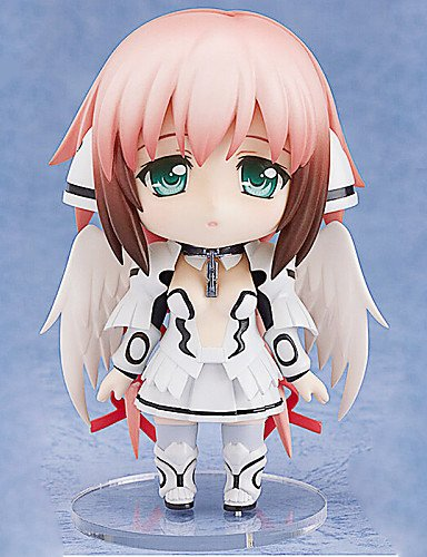 ANDP Sora No Otoshimono Icarus 10CM Anime Action Figures Model Toys Doll Toy