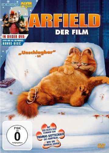 Garfield - Der Film [2 DVDs]
