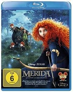 Merida - Legende der Highlands [Blu-ray]
