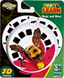 View-Master Bugs and More Look & Learn Reels