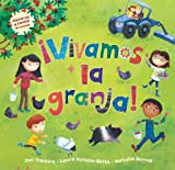 Vivamos la Granja! [With CD (Audio)] = A Farmers Life for Me!