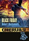 Cherub, Tome 15 : Black friday par Muchamore