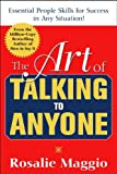 Art of Talking to Anyone (0070606935) by Maggio, Rosalie