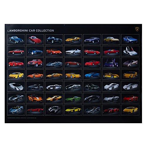Automobili Lamborghini Poster Automobili Lamborghini Story Unisex Nessun Colore Taglia Unica