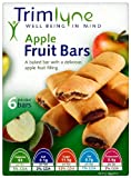 Trimlyne Fruit Bars Apple Flavour Bars 162g (Pack of 10)