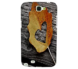 perfect print Back cover for Samsung Galaxy Note 2
