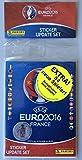 Toy - Panini EM Euro 2016 Frankreich France Update Set Multipack 84 neue Sticker Neu