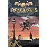 Freak Angels, tome 2par Warren Ellis