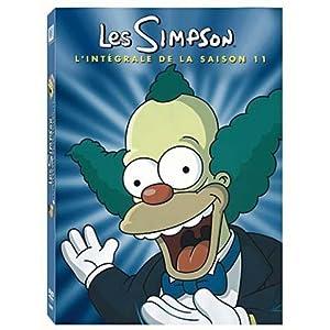 Les Simpson - saison 11 - Coffret 4 DVD [Édition Collector]