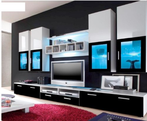 Meuble living pas cher for Meuble tv living
