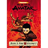 Avatar: The Last Airbender - Book 3, Fire: Vol 1 ~ Avatar-the Last...