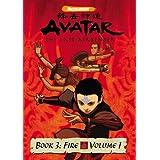 Avatar: The Last Airbender - Book 3, Fire: Vol 1 ~ Avatar-the Last...