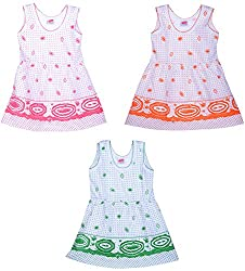 Amy Girls' Dress (S31_D_3-4 Year, 3-4 Year)