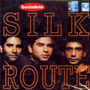 Silk Route (Indian Music/Pop Music/Hindi Songs/Modern Music/Cd)