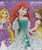 Disney Princess 2015 Wall Calendar