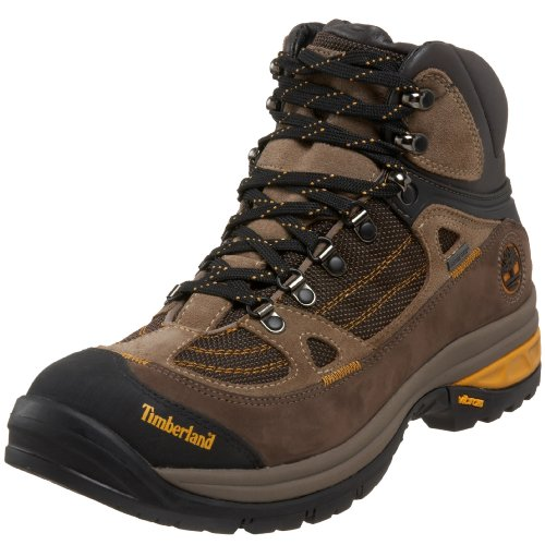 TIMBERLAND Washington Summit Series dark brown/yellow (Size: 45,5)