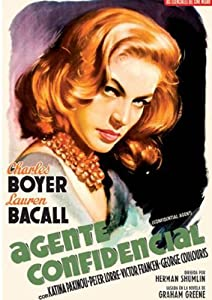 Confidential Agent (Region 2)
