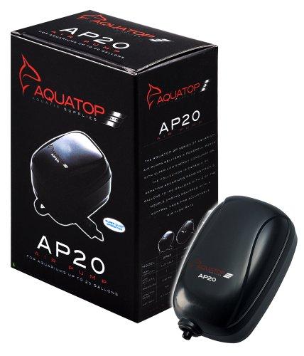 Imagen de AP20 AQUATOP acuario bomba de aire