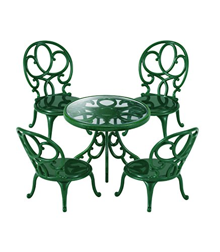 Sylvanian Family 2242 Tavolo e sedie da giardino