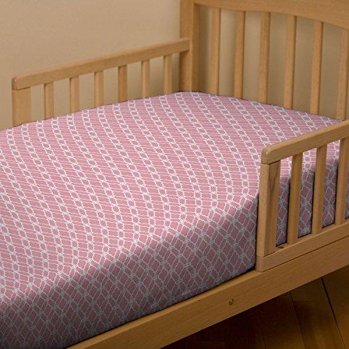 Coral Crib Sheets front-922050