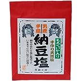 男鹿工房 納豆塩 40g×40個