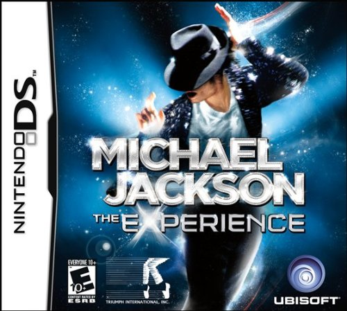 Michael Jackson The Experience - Nintendo DS - 1