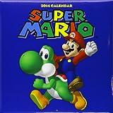Super Mario Brothers 2014 Wall Calendar
