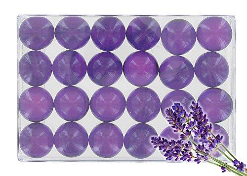 boite-de-24-perles-dhuile-de-bain-lavande-translucide