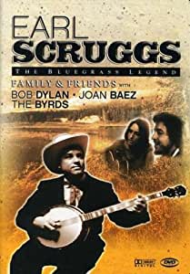 Amazon.com: Earl Scruggs: The Bluegrass Legend - Family ...
