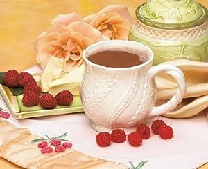 Creamy Raspberry Hot Chocolate - 7 servings